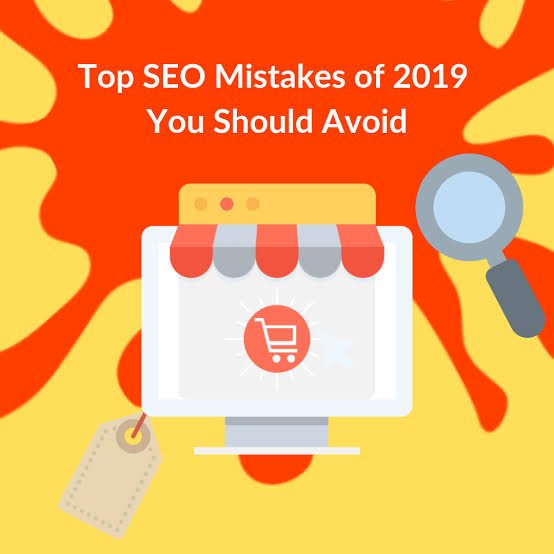 SEO Mistakes You Should Avoid